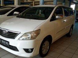 Dijual Cepat Toyota Kijang Innova E 2012 di Bekasi