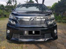 JUal Mobil Toyota Vellfire Z AT Audioless 2013 di Tangerang Selatan