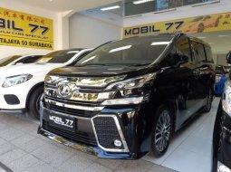 Jual mobil bekas Toyota Vellfire ZG Premsound 2015 di Jawa Timur