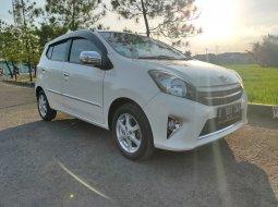 Dijual Mobil Toyota Agya 1.0 G A/T 2016 Putih di Jawa Barat