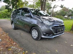 Dijual Mobil Daihatsu Sigra 1.2 X M/T 2018 Abu-abu di Jawa Barat
