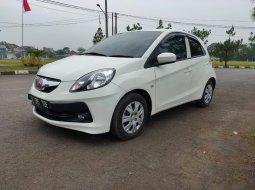 Dijual Mobil Honda Brio 1.2 S M/T 2016 Putih di Jawa Barat