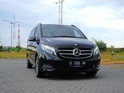 Jual Mercedes-Benz Mercy V220 Viano 2.2 AT Diesel 2016 Hitam Surabaya