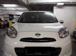 Dijual Cepat Nissan March 1.2 Matic 2013 Istimewa di DKI Jakarta