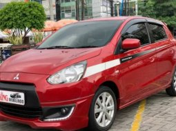 Dijual Cepat Mitsubishi Mirage SPORT 2015 di Jawa Tengah