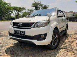 Jual Mobil Toyota Fortuner TRD 2014 di Tangerang