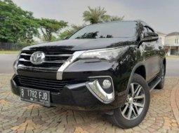 Jual Mobil Toyota Fortuner VRZ 2016 di Tangerang