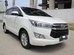 Dijual Cepat Toyota Kijang Innova V Diesel 2019 Putih di DKI Jakarta