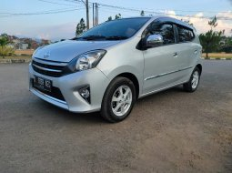 Jual Mobil Toyota Agya 1.0 G M/T 2016 Silver di Jawa Barat