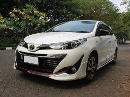 Jual Mobil Toyota Yaris TRD Sportivo 2019 Putih di DKI Jakarta