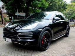 Jual Mobil Porsche Cayenne 3.6 At 2012 Hitam di DKI Jakarta