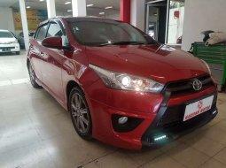 Dijual Toyota All New Yaris S TRD Sportivo AT 2016 Merah Km Rendah Antik di Jawa Barat