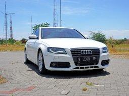Dijual Audi A4 1.8 AT TFSI Sedan Hitam 2011 Surabaya