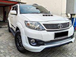 Jual Mobil Toyota Fortuner TRD 2013 di Jawa Tengah