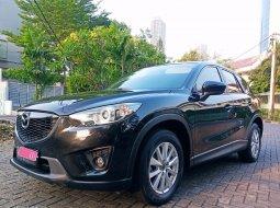 Dijual Cepat Mazda CX-5 2.0 2012 Hitam di DKI Jakarta