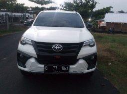 Jual Mobil Toyota Fortuner VRZ TRD 2017 di Jawa Tengah