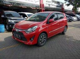Jual Mobil Toyota Agya G 2017 di Tangerang Selatan