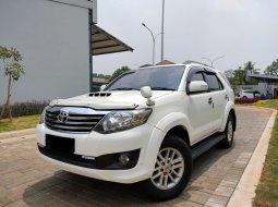 Jual Toyota Fortuner G VNT DSL matic 2014 di Bekasi