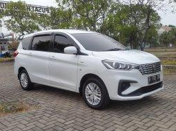 Jual Mobil Suzuki Ertiga 1.5 GL AT 2018 White On Beige Tgn 1 Terawat TDP 40Jt