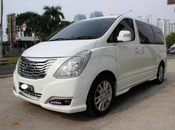 Jual Cepat Hyundai H-1 Royale 2016 Putih di DKI Jakarta
