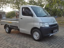 Jual Daihatsu Grand Max 1.3 Pick Up Wrn Silver Terawat Pjk Pjg TDP 40Jt di Bekasi