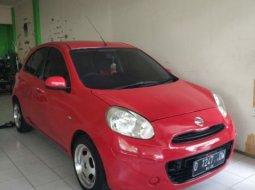 Jual mobil Nissan March 1.2 Automatic 2012 di Jawa Barat