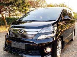 Jual Toyota Vellfire ZG Premium Sound CBU 2013 di Tangerang