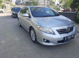 Dijual Toyota Corolla Altis 1.8 Automatic 2009 Silver di Bekasi