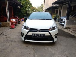 Jual Mobil Toyota Yaris 1.5 G AT 2015 di Bekasi