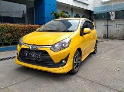 Jual Mobil Toyota Agya TRD Sportivo 1.2 AT 2017 di Bekasi
