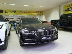 BMW 7 Series 730 Li 2018 Hitam