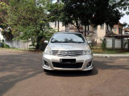 Jual Mobil Nissan Grand Livina XV 2012 Silver di Tangerang Selatan