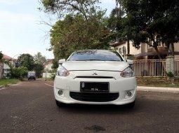 Jual Mobil Mitsubishi Mirage EXCEED 2013 KM LOW di Tangerang Selatan