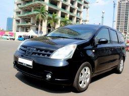 Jual Mobil Nissan Grand Livina XV MT 2010 Hitam di DKI Jakarta