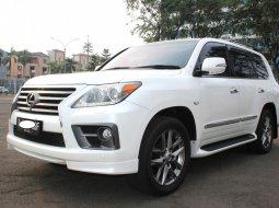 Dijual Lexus LX 570 2012 Putih di DKI Jakarta