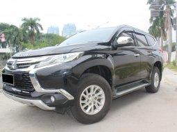 Dijual Mobil Mitsubishi Pajero Sport Exceed 2016 Hitam di DKI Jakarta