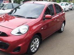 Dijual Nissan March 1.2L 2015 Merah di DKI Jakarta
