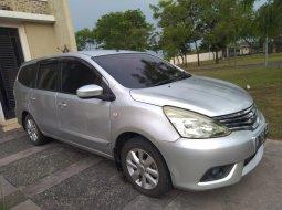 Dijual Nissan Grand Livina XV 2014 Silver di Tangerang