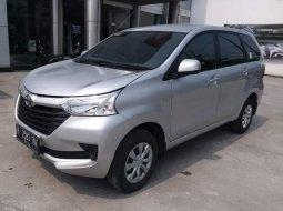 Dijual Toyota Avanza E 2016 Silver di Bekasi