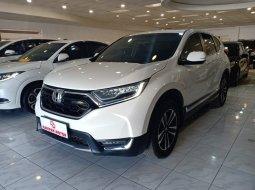 Jual Honda New CRV 1.5 Turbo Prestige CVT AT 2018 CR-V Putih Mutiara di Jawa Barat