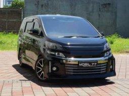 Jual Toyota Vellfire GS Premsound 2013 di Jawa Timur