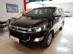 Jual Toyota Kijang New Innova 2.0 Q Reborn AT 2018 Hitam Metalik Km Rendah di Jawa Barat