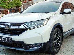 Honda CR-V 1.5 Turbo Prestige Matic 2018 Putih Mutiara