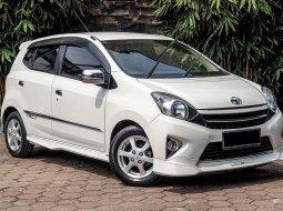 Jual Toyota Agya G 2015 di DKI Jakarta