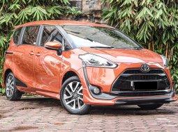 Jual Mobil Toyota Sienta Q 2016 di DKI Jakarta