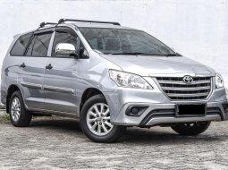 Jual Toyota Kijang Innova E 2015 di DKI Jakarta