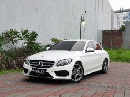 Mercedes-Benz C-Class C 200 K 2018 Putih