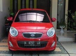 Jual Cepat Kia Picanto SE 2011 Merah di Jawa Tengah
