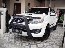 Jual Toyota Fortuner TRD VNT 2013 di DI Yogyakarta