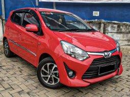 Dijual Toyota Agya G 2017 di DKI Jakarta